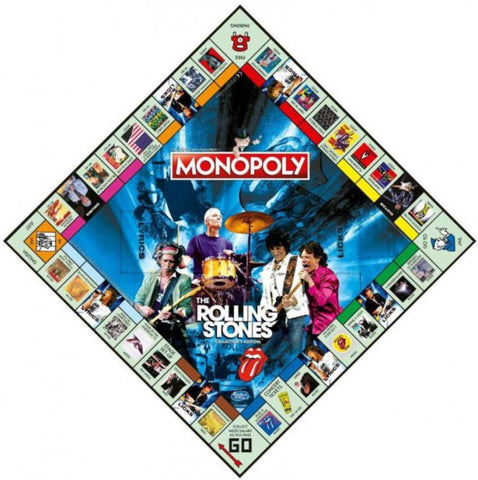Image of Monopoly - Rolling Stones Edition