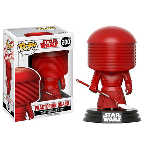 Star Wars Ep8 - Praetorian Guard Pop Vinyl