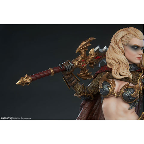 Image of Sideshow Originals - Dragon Slayer Statue