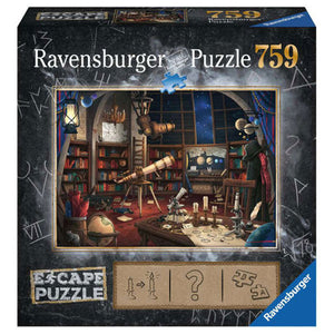 Ravensburger - ESCAPE 1 The Observatory Puzzle 759 pieces