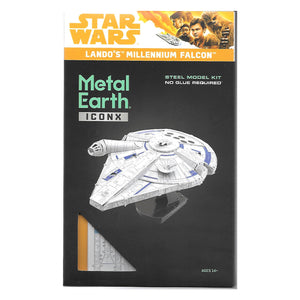 Metal Earth Star Wars - Lando's Millennium Falcon