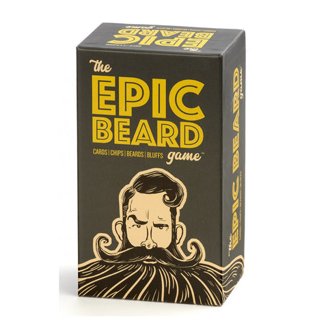 Image of The Epic Beard Game