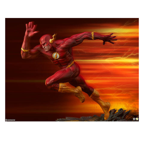 Image of Flash - Flash Premium Format Statue
