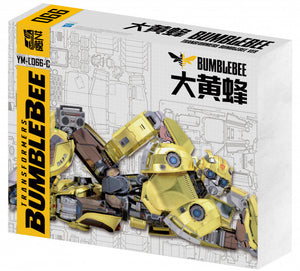 MU Model Transformers Bumblebee Movie Bumblebee