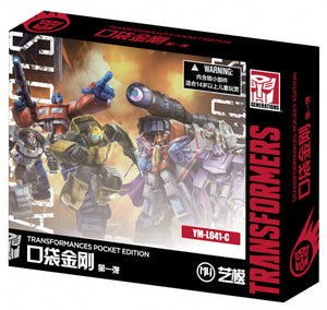 MU Model Transformers Generation 1 Mini Version Volume 1