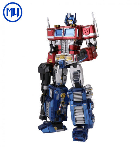 MU Model Transformers Generation 1 Optimus Prime