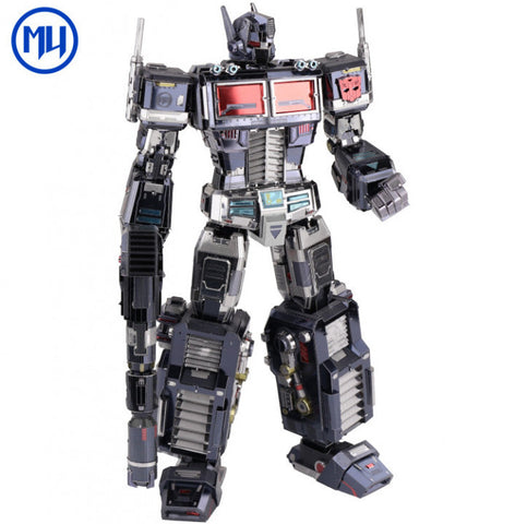 MU Model Transformers Generation 1 Optimus Prime Black