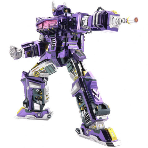 MU Model Transformers Generation 1 Shockwave
