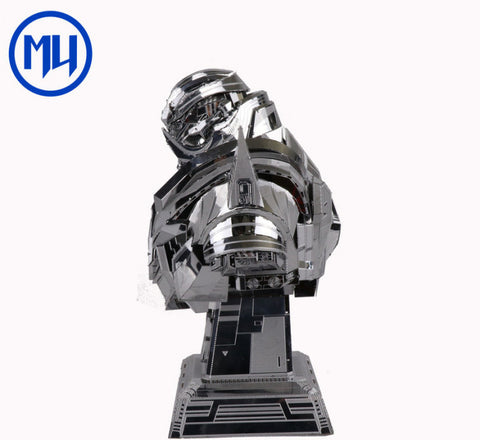 MU Model Transformers the Last Knight Megatron Bust