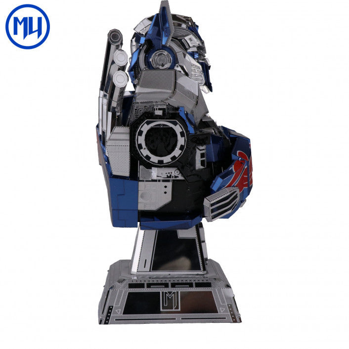 MU Model Transformers the Last Knight Optimus Prime Bust