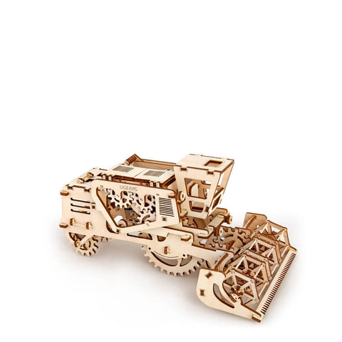 Image of Ugears Combine Harvester