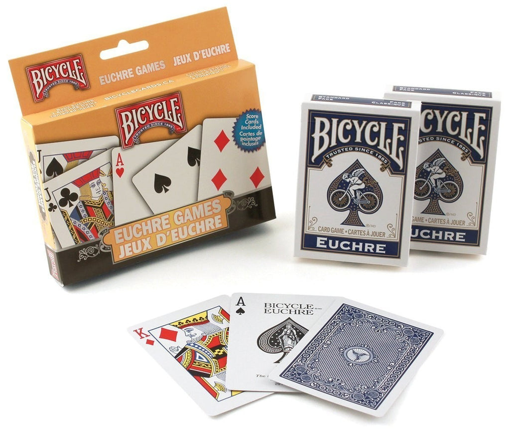 Bicycle Euchre