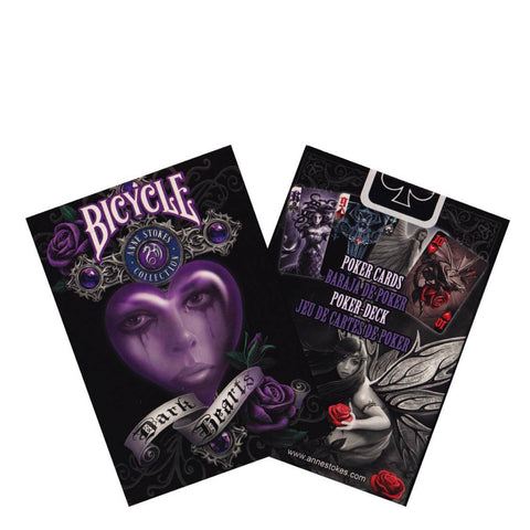 Bicycle Anne Stokes Collection