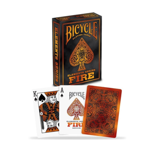 Image of Bicycle Poker Fire