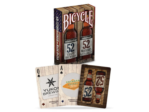Image of Bicycle Poker Craft Beer