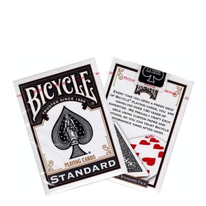 Bicycle Poker 808 Black