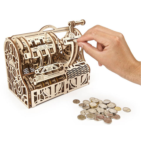 Image of UGears Cash Register