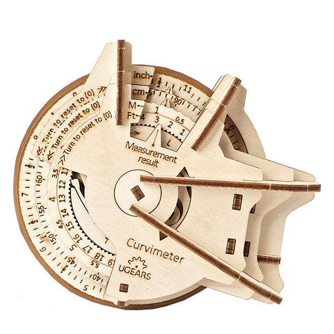 Image of UGears Stem Lab Curvimeter
