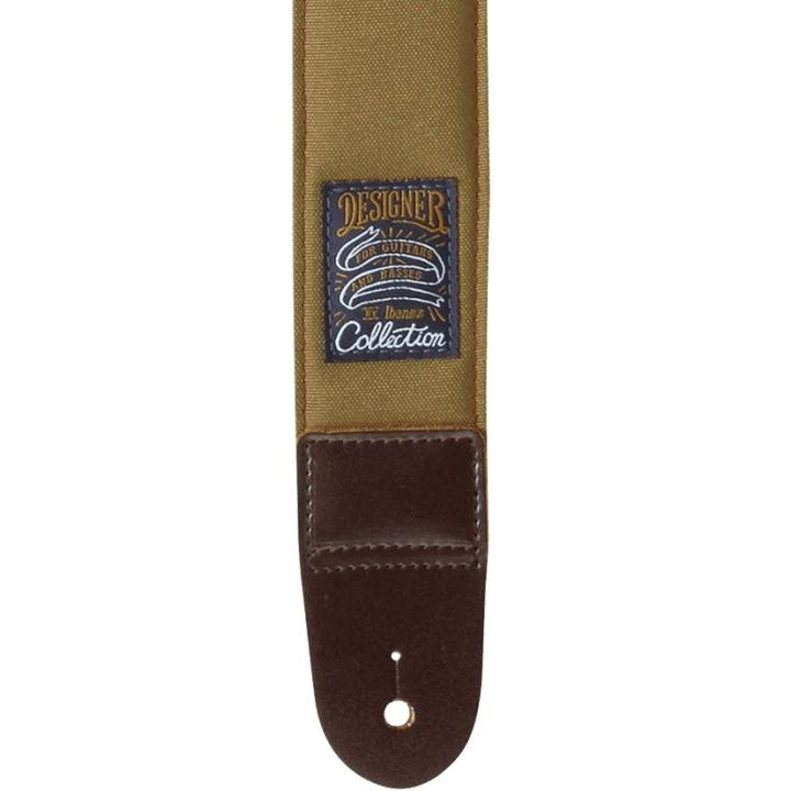 Ibanez DCS50D-OC Ocher Designer Collection Guitar Strap - Reco Music Malaysia