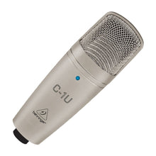 Load image into Gallery viewer, Behringer C-1U USB Studio Condenser Microphone - Reco Music Malaysia