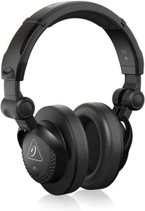 Behringer HC 200 High-Quality Professional Closed-Back Over-Ear DJ Headphones | Reco Music Malaysia