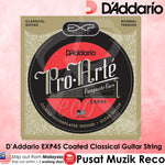 D'Addario EXP45 Coated Nylon Classical Guitar String Normal Tension - Recomusic