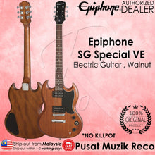 Load image into Gallery viewer, Epiphone SG Special VE Electric Guitar , Walnut | Recomusic