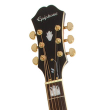 Load image into Gallery viewer, Epiphone EJ-200SCE Vintage Sunburst Solid Top Acoustic Guitar