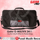 Gator G-MULTIFX 2411 Guitar Multi Effects Pedal Bag - Recomusic