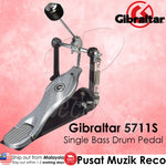 Gibraltar 5711S Single Chain CAM Drive Single Bass Drum Pedal - Recomusic