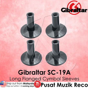 Gibraltar SC-19A Long Flanged-Base Cymbal Sleeves | Reco Music Malaysia