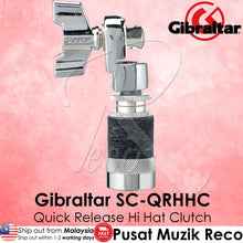 Load image into Gallery viewer, Gibraltar SC-QRHHC Quick Release Hi Hat Clutch | Reco Music Malaysia