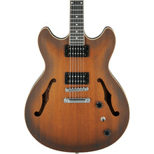 Load image into Gallery viewer, Ibanez Artcore AS53 TF Semi Hollow Body Electric Guitar - Tobacco Flat - Recomusic