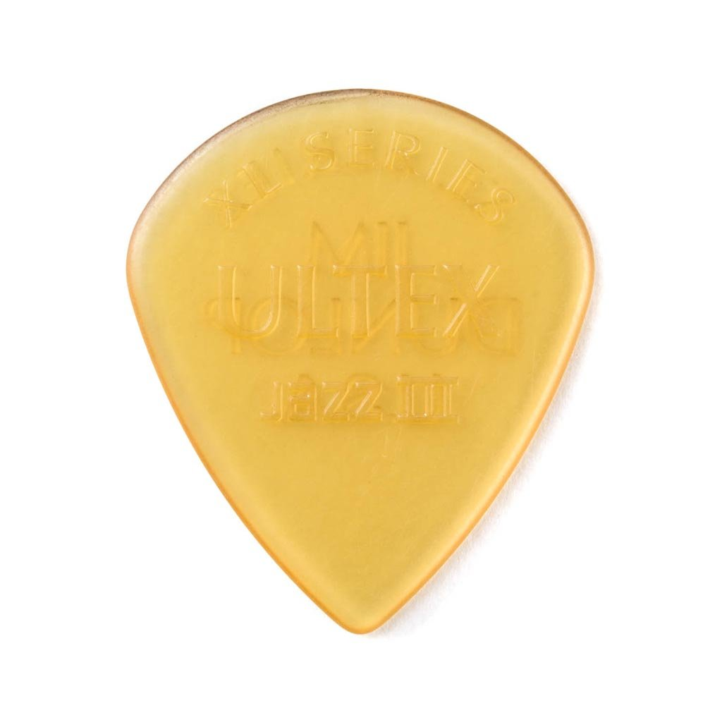 Jim Dunlop 427PXL Ultex Jazz III XL 1.38mm Guitar Picks Player Pack - Reco Music Malaysia