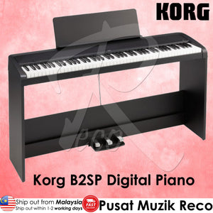 Korg B2SP 88 Keys Digital Piano - Reco Music Malaysia