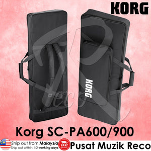 Korg SC-Pa600/900 - Soft Case For PA300/PA600/PA900 Keyboard - Reco Music Malaysia