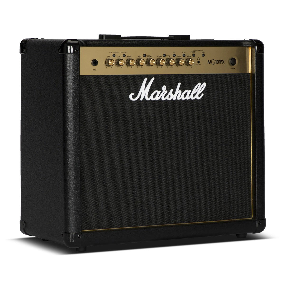 Marshall MG101GFX 100W 1x12'' Guitar Combo Amplifier with Effects | Reco Music Malaysia