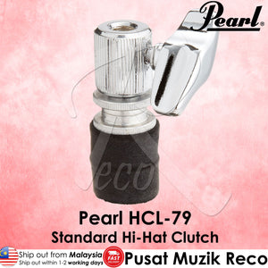 Pearl HCL-79 Standard Hi-Hat Clutch (HCL79) | Reco Music Malaysia