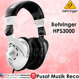 Behringer HPS3000 High-Performance Studio Headphones - Recomusic