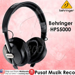 Behringer HPS5000 Hi Performance Studio Headphones - Recomusic