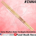 Tama MRM7A Rhythm Mate Maple Drumstick 7A - Recomusic