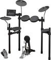 Yamaha DTX452K 5-Piece Electronic Drum Set | Reco Music Malaysia