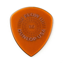 Load image into Gallery viewer, Jim Dunlop 549P100 Flow Standard Grip Guitar Pick 1.0mm Guitar Picks Player Pack - Reco Music Malaysia