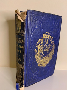 Paradise Lost, by John Milton, 1853 edition