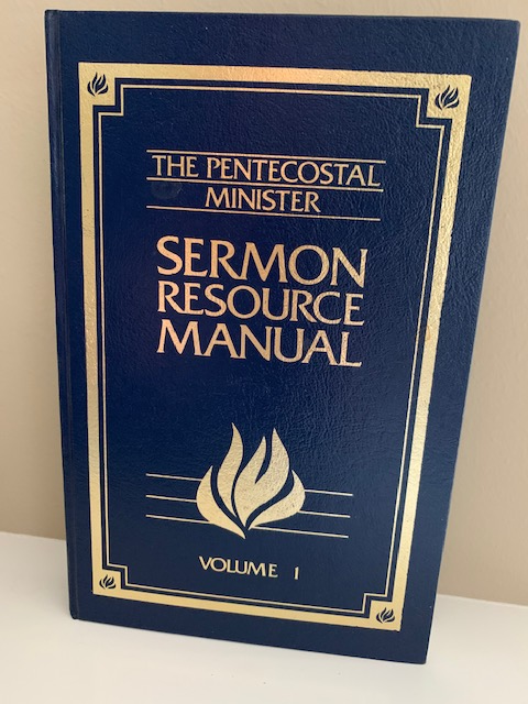 The Pentecostal Minister Sermon Resource Material Vol 1