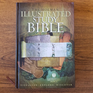 The Holman Illustrated Study Bible (HCSB) by Holman Bible Publishers