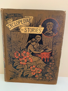 Cyclopedia of Stories, by D. Lothrop and Company
