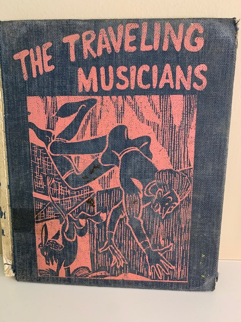 The Traveling Musicians, Illustrated by Janray