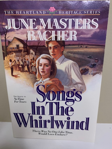 Songs in the Whirlwind, by June Masters Bacher