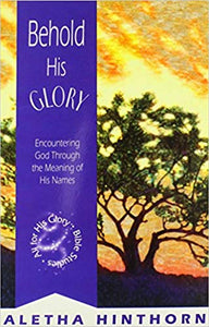 Behold His Glory by Aletha Hinthorn